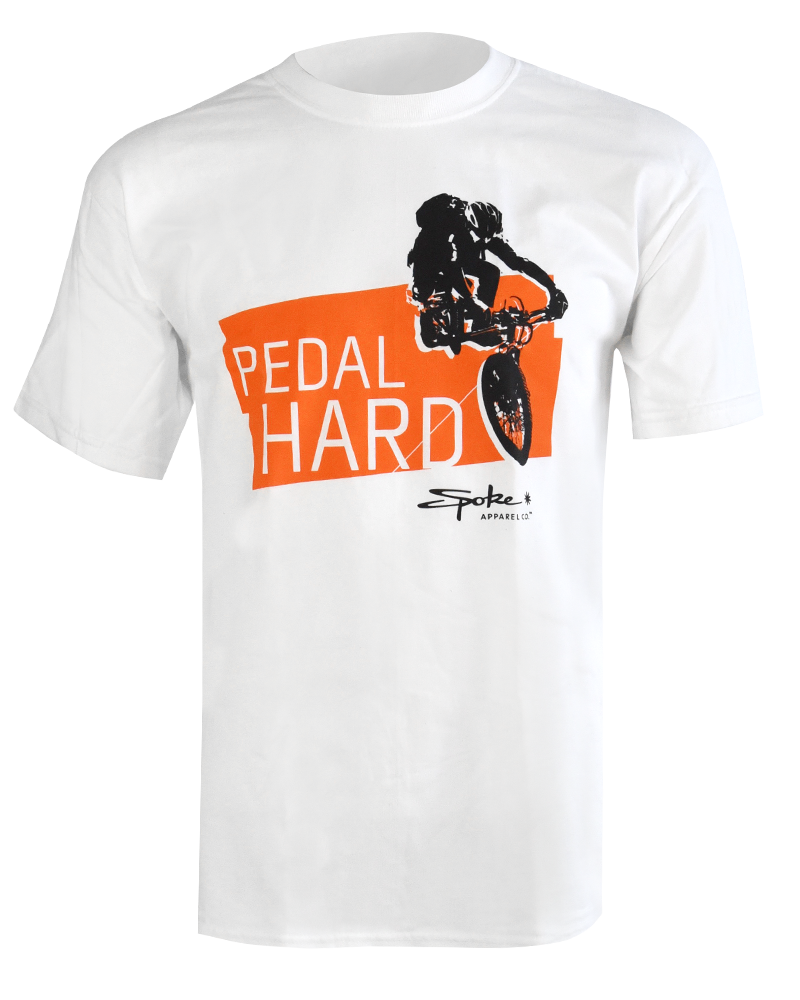 Pedal Hard Front